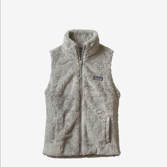 PATAGONIA Los Gatos fleece 'teddy' vest
